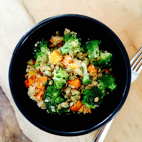 squash salad 2